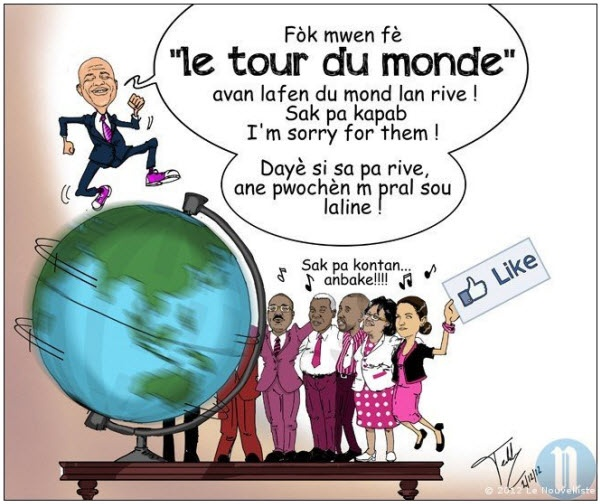 Caricature-Martelly-sen-va-au-Japon