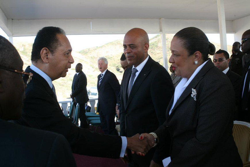 Jean-Claude-Duvalier-martelly-bill-clinton