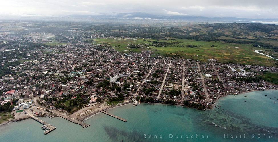 La ville des Cayes au matin rene durocher