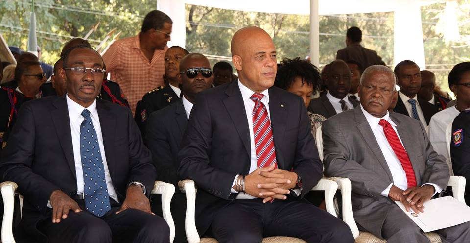 andrice riche martelly kplim ceremonie officielle