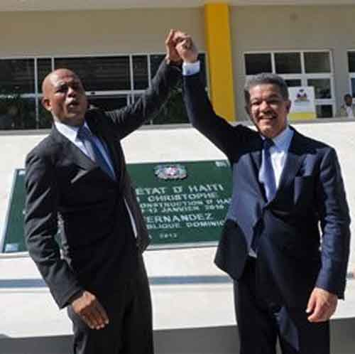 Michel-Martelly-leonel-fernandes