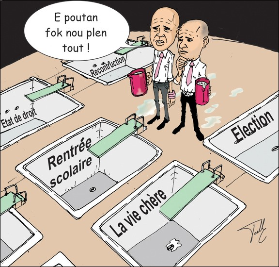 caricature-pool