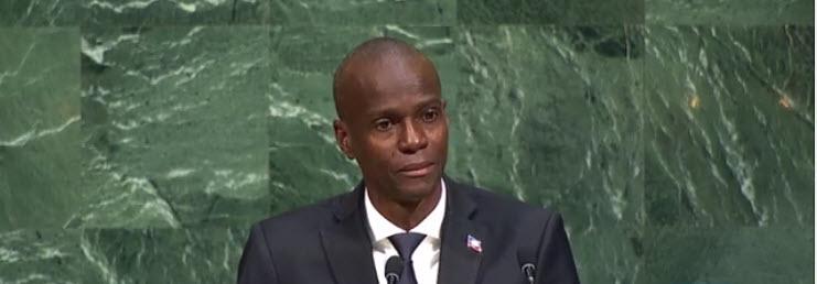 Taiwan vs China in Haiti: Jovenel Moise assassinates the hope of the Haitian people