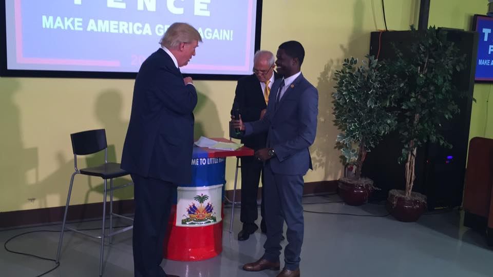 little Haiti donald trump gop