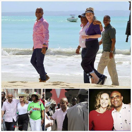 occupation bandit legal martelly pamela lamothe