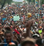 Growing Uprising Across Haiti to Demand Resignation of President Michel Martelly