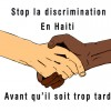 discrimination stop-en-haiti