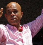 Martelly, le ton change