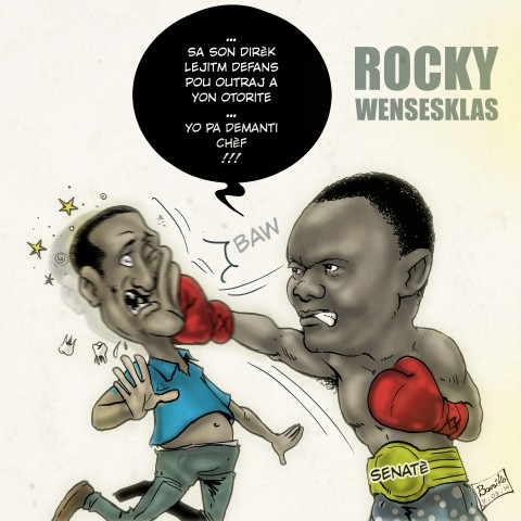 rocky wenceslas-arracheur-de-dents
